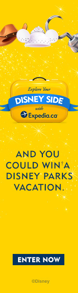 Enter now and you could win a Disney Parks Vacations