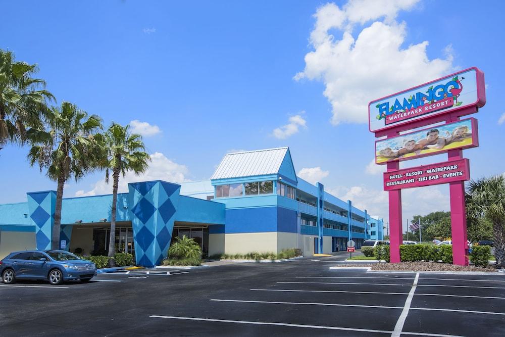 Flamingo Waterpark Resort Orlando Room Prices Amp Reviews