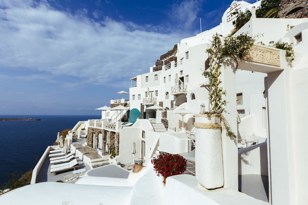 oia mare villas santorini grc expedia. Black Bedroom Furniture Sets. Home Design Ideas