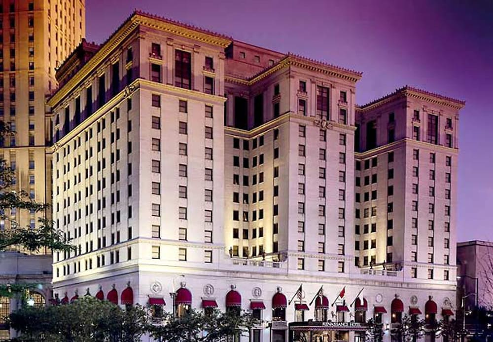 Number Of Hotel Rooms In Cleveland Ohio