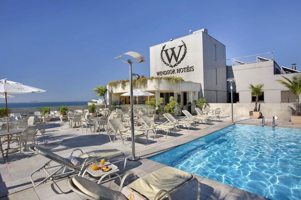 Hotel Windsor Palace Rio De Janeiro