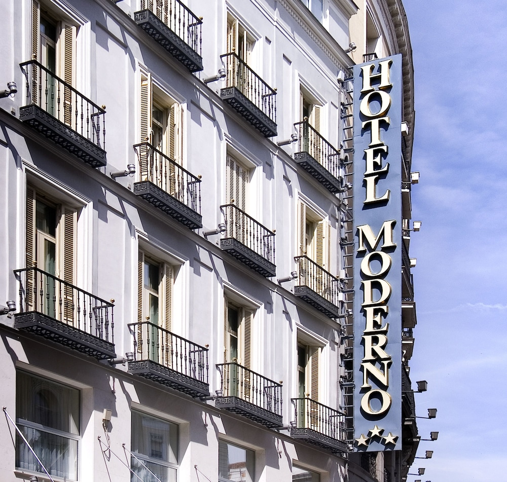 Hotel moderno madrid spain expedia for Hotel moderno madrid booking