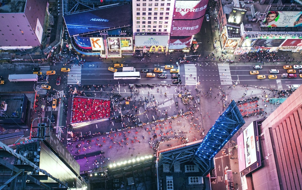 Hotels In Times Square Nyc With Balcony