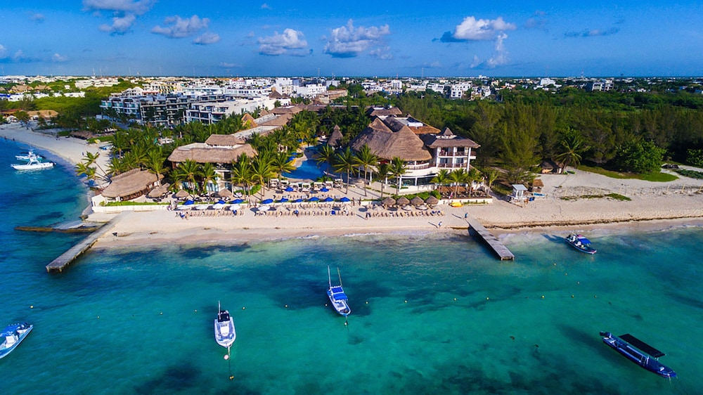 The Reef Coco Beach Resort All Inclusive Riviera Maya Mexique Expedia Fr