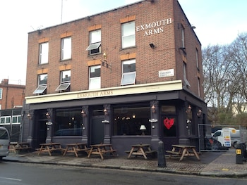 Publove @ Exmouth Arms Euston