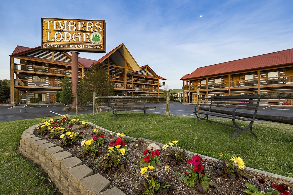 Timbers Lodge Pigeon Forge Tn 134 Wears Valley Rd East 36863