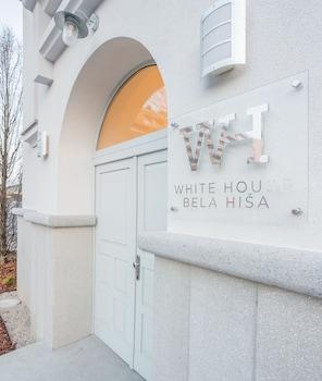 WHITE HOUSE - BELA HIŠA