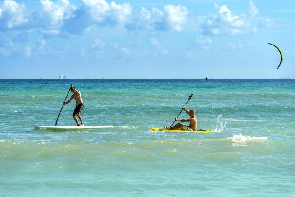 Paradise beach playa del carmen