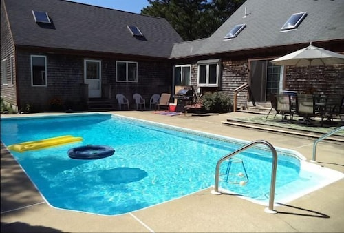 Central Cape Home with great Salt Water Pool! by RedAwning