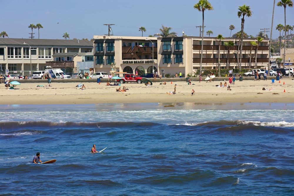 Ocean Beach Hotel San Diego Ca 5080 Newport 92107