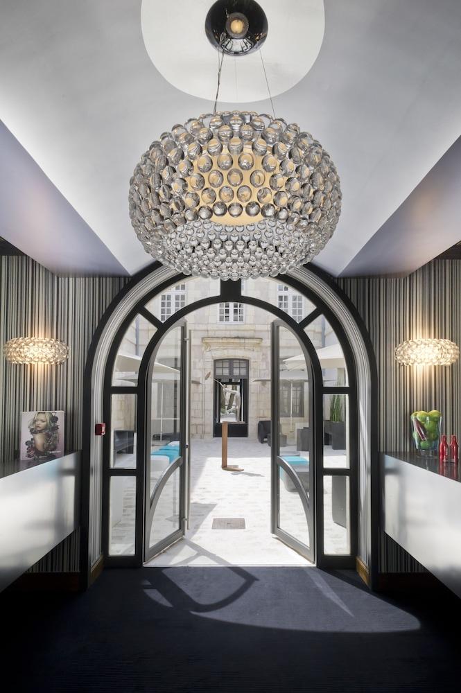 La monnaie art spa hotel la rochelle fra - Hotel de la monnaie la rochelle ...
