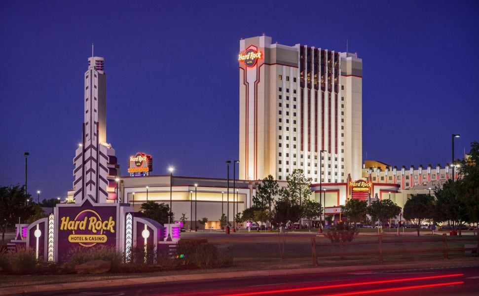 Hard Rock Hotel In Tulsa Reviews