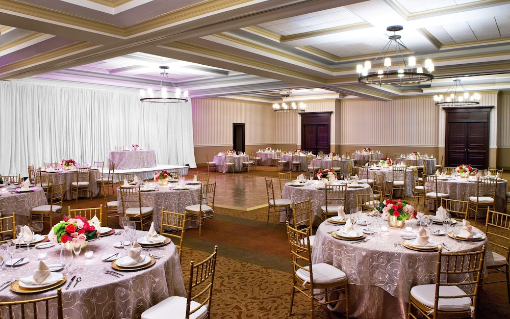 Sheraton bwi wedding