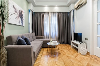 Syntagma Apartments by Livin Urbban