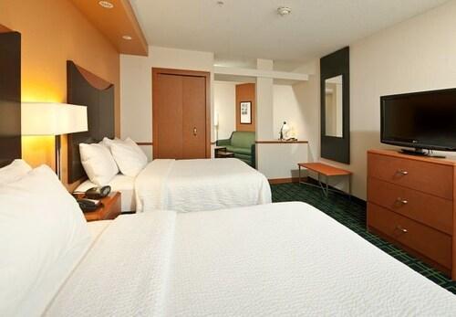 Fairfield inn suites by marriott portsmouth exeter for Chambre 507 avis