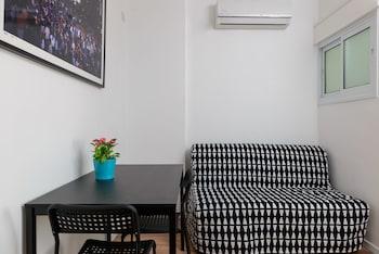 Herzel beach apartment