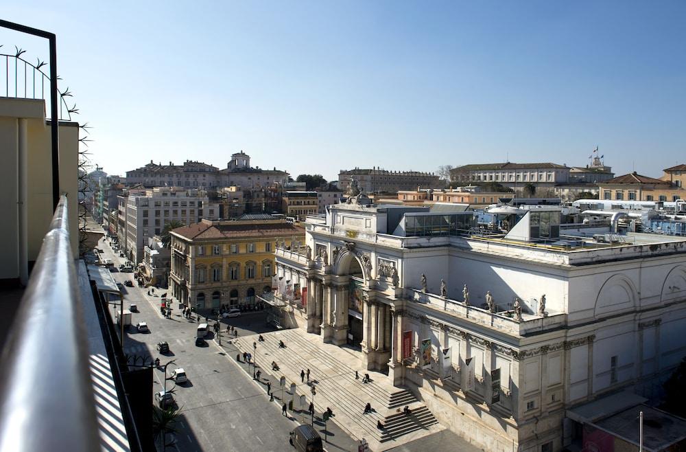 Hotel Esposizione Roma Via Nazionale