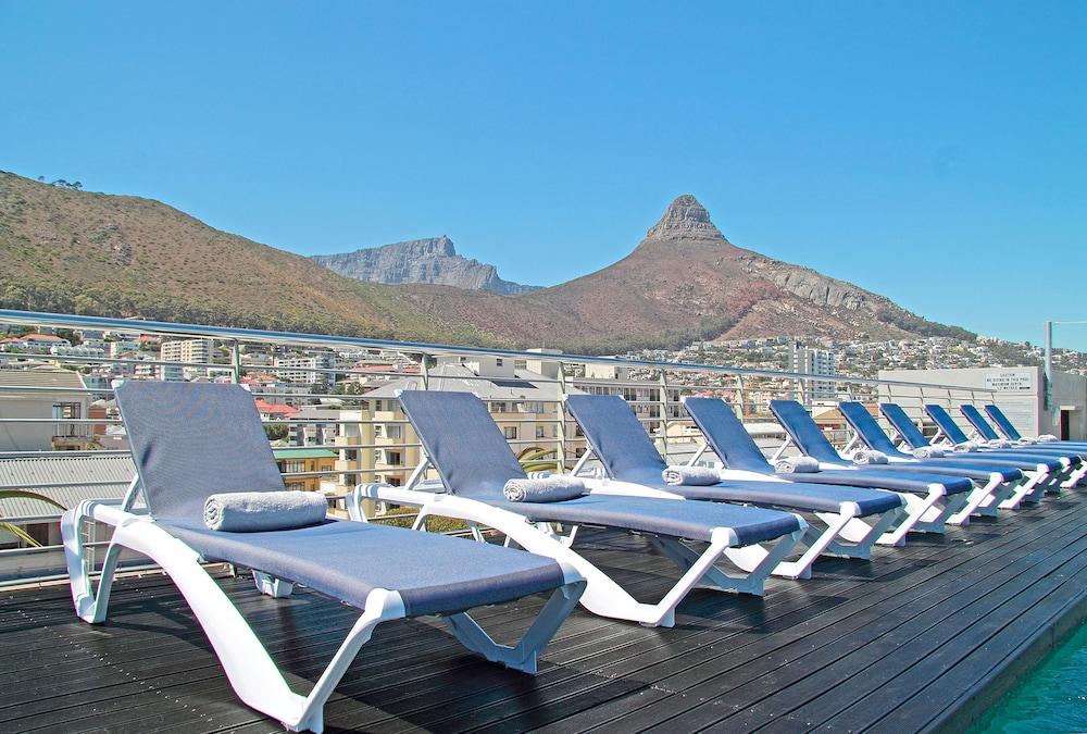 The hyde all suite hotel le cap et ses environs afrique for Hotel nice piscine sur le toit