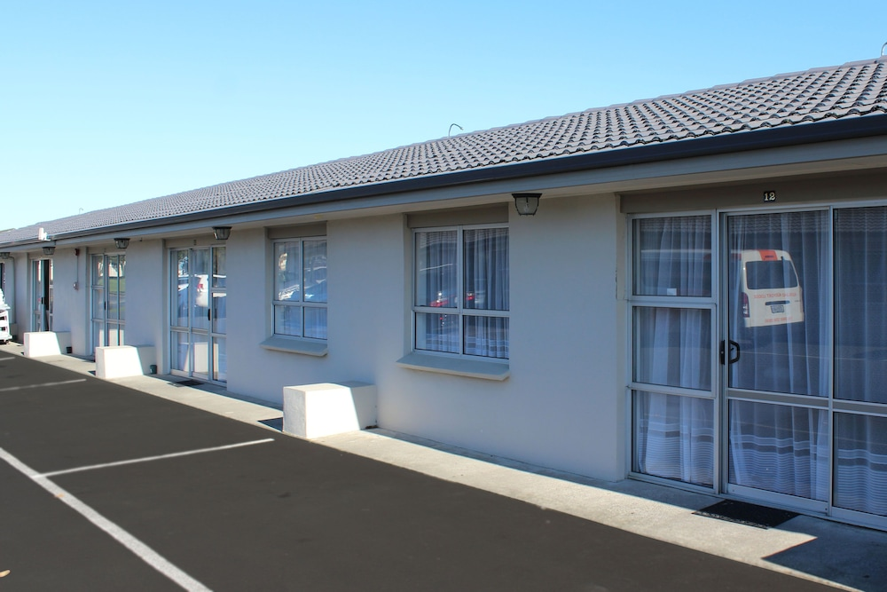 Auckland Accommodation - Parklane Motor Lodge - Motel
