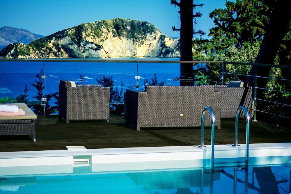 Exensian villas suites zante grecia - Hotel con piscina privata grecia ...