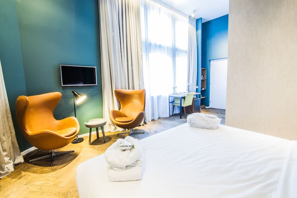 Hotel De Hallen Amsterdam Room Prices Amp Reviews
