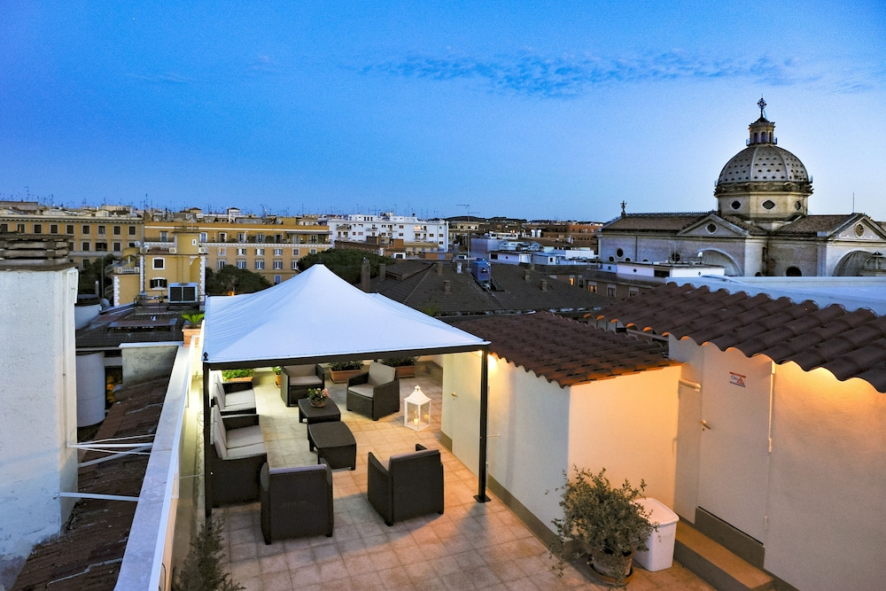 Hotel gerber roma italia for Hotel gerber roma