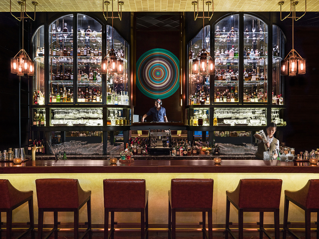 Listopedia: the World's hottest new hotel bars