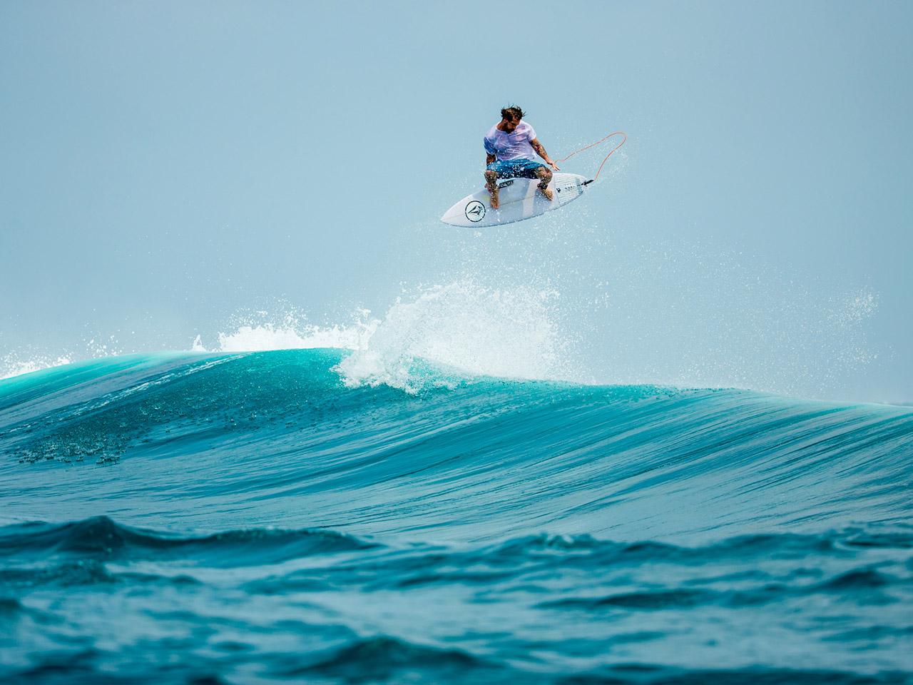 Listopedia: Mitch Coleborn's Surfing Wishlist