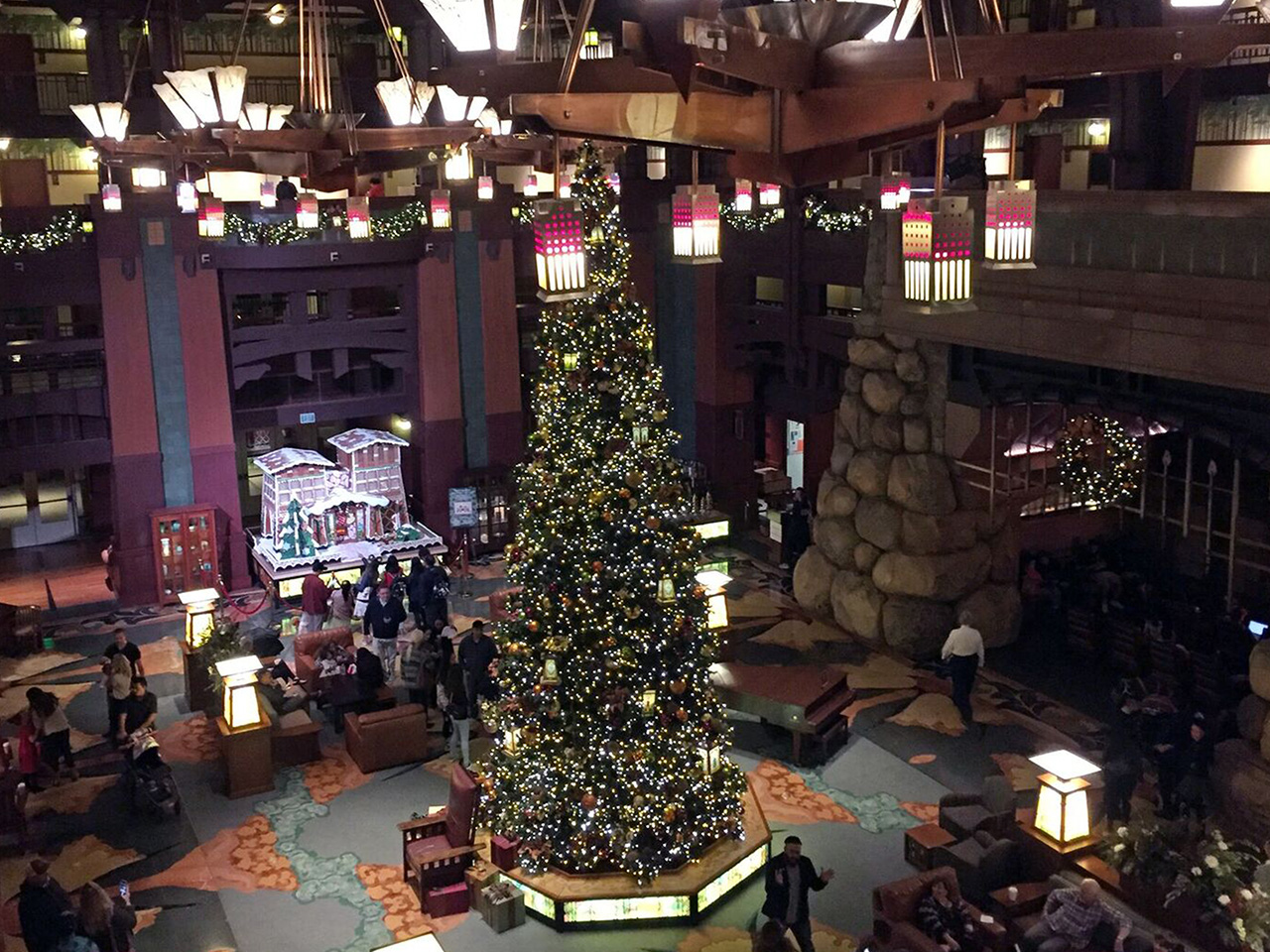 Disneyland Grand Californian Hotel
