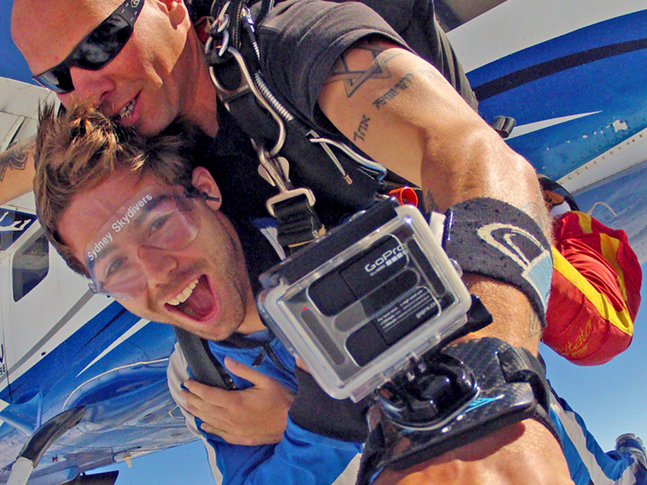 What to Expect When Skydiving