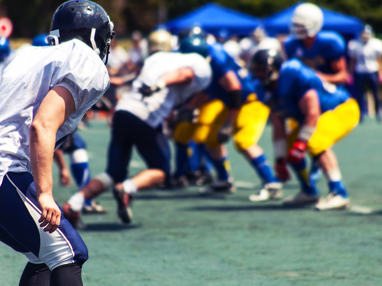 The Rules of going to an American Football Game