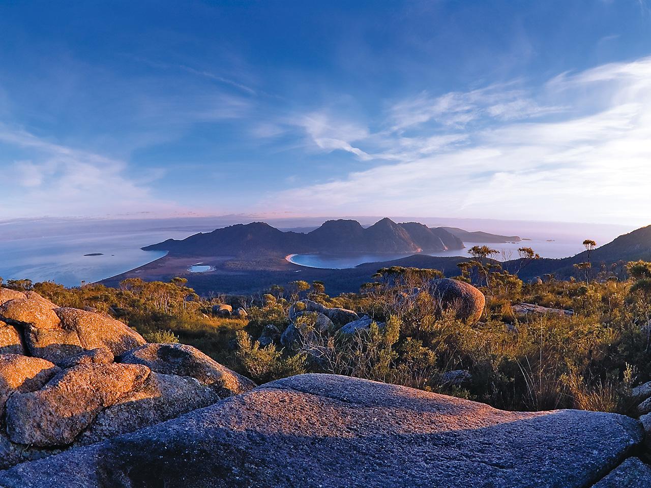 Road Tripping along Tasmania's East Coast