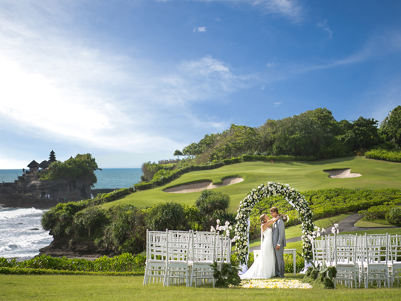 Have Your Dream Wedding, Bali Style