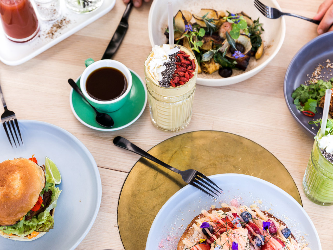 Tasmania's Top Ten Places to Eat and Drink