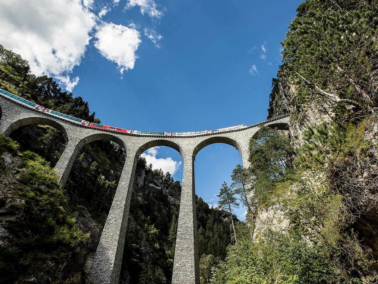 Listopedia: the best train journeys around the world