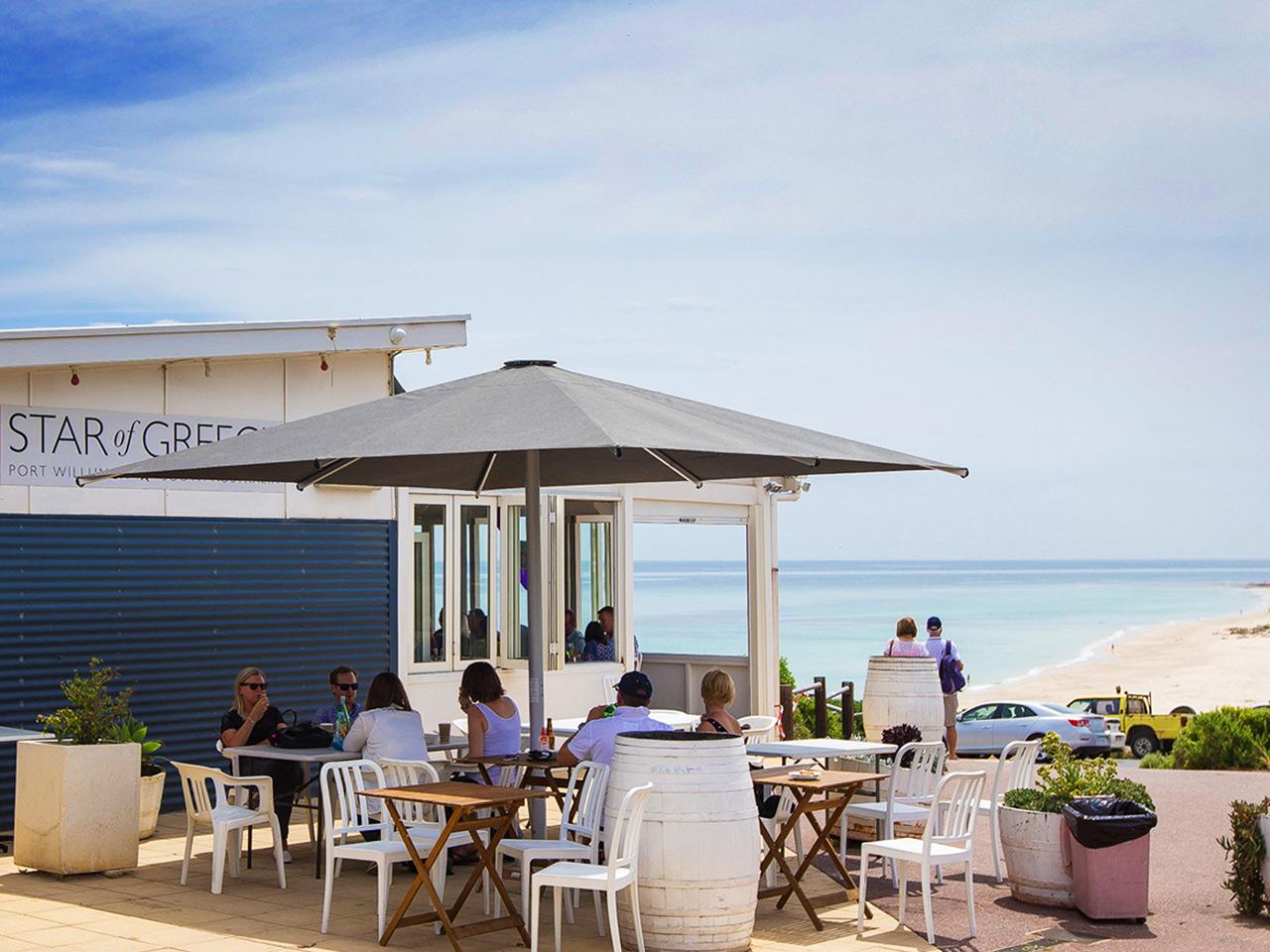 Listopedia: Australia's best beachside restaurants
