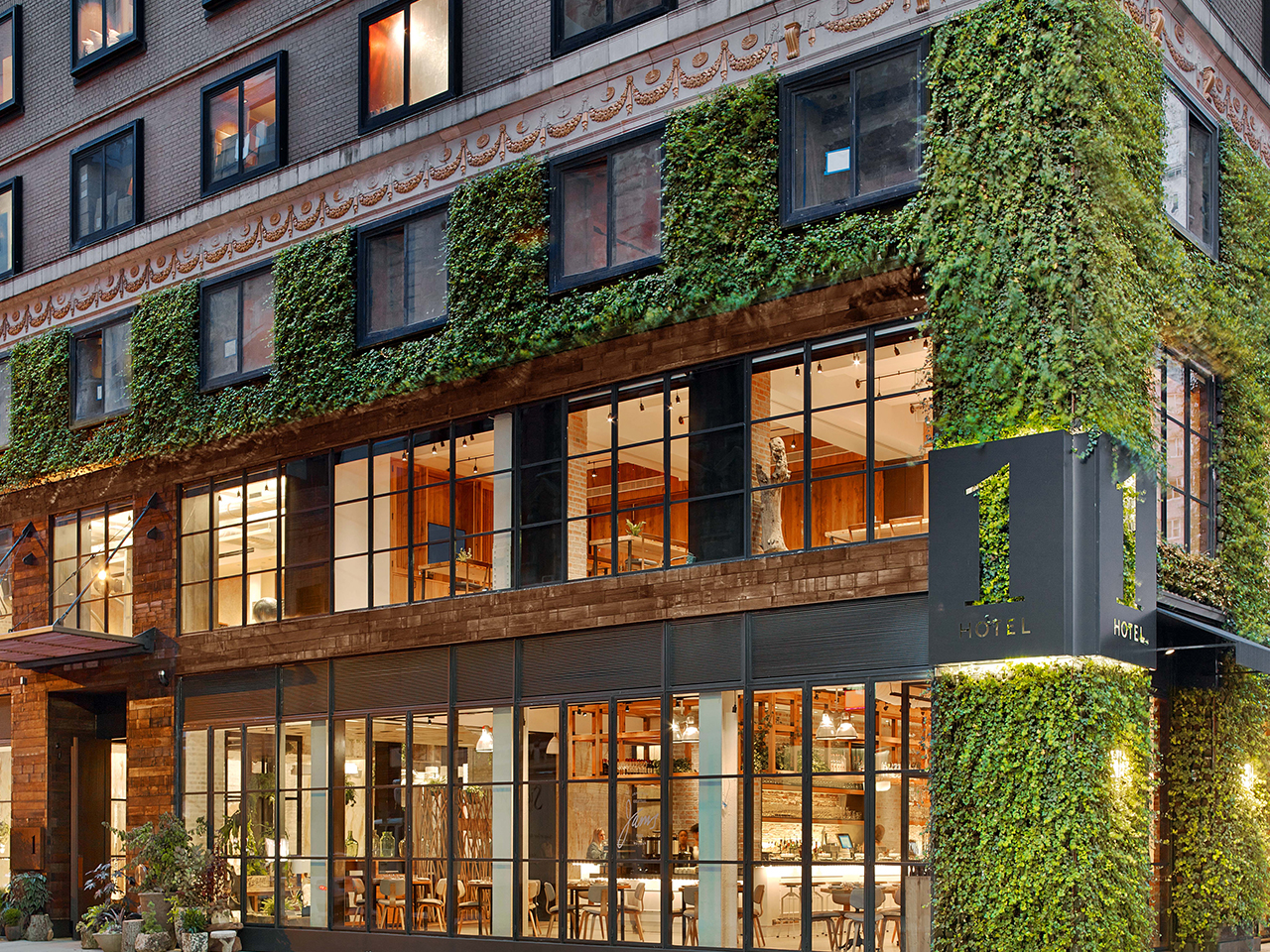 The best boutique hotels in new york city out there for Great small hotels