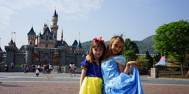 How to Holiday in Hong Kong For Kids