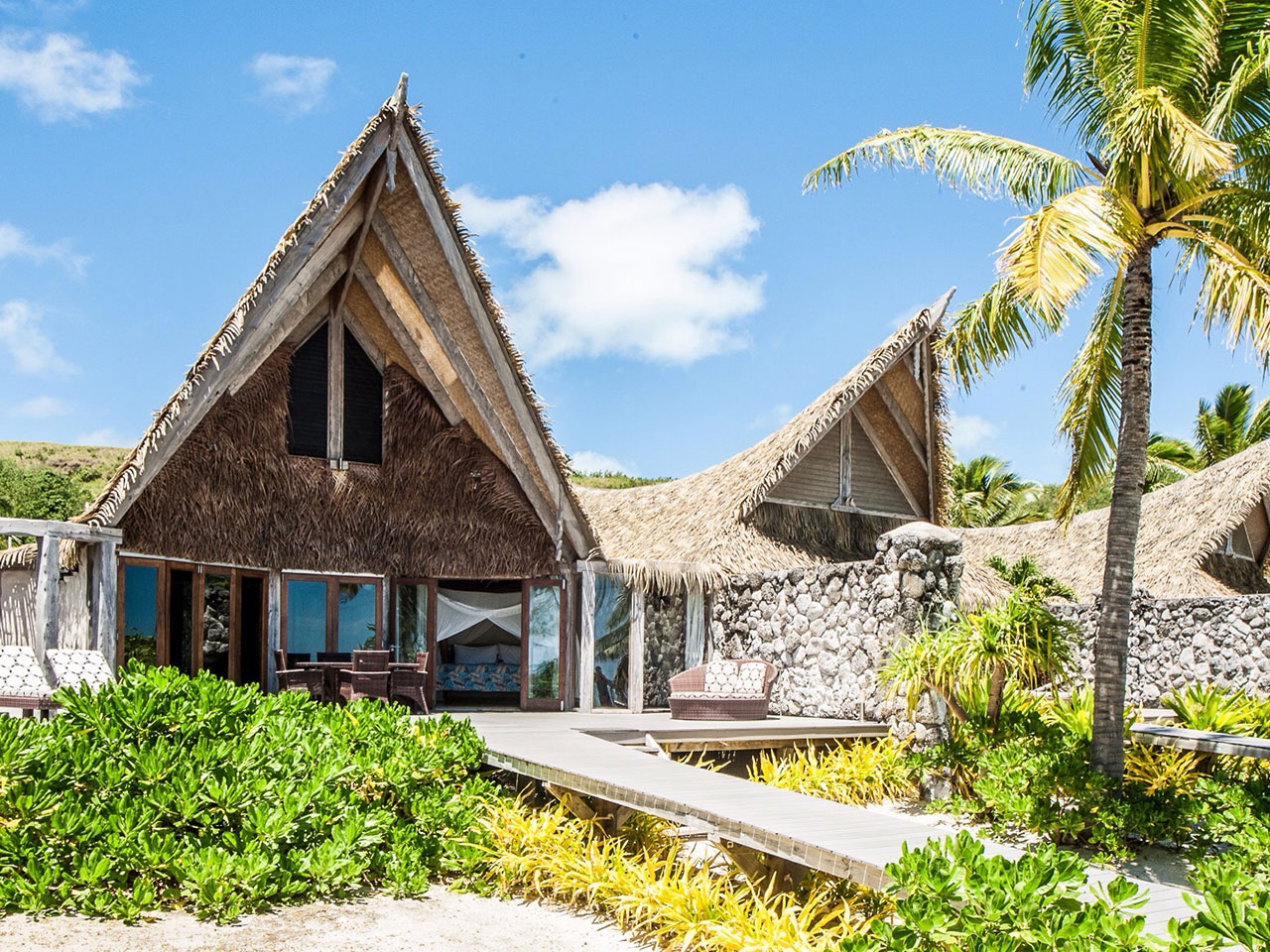 Unique Sleeps: Aitutaki Escape, Cook Islands