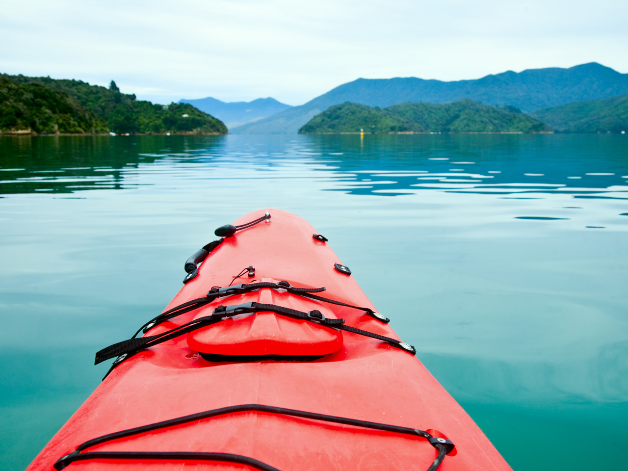 A Paddle in the Marlborough Sounds