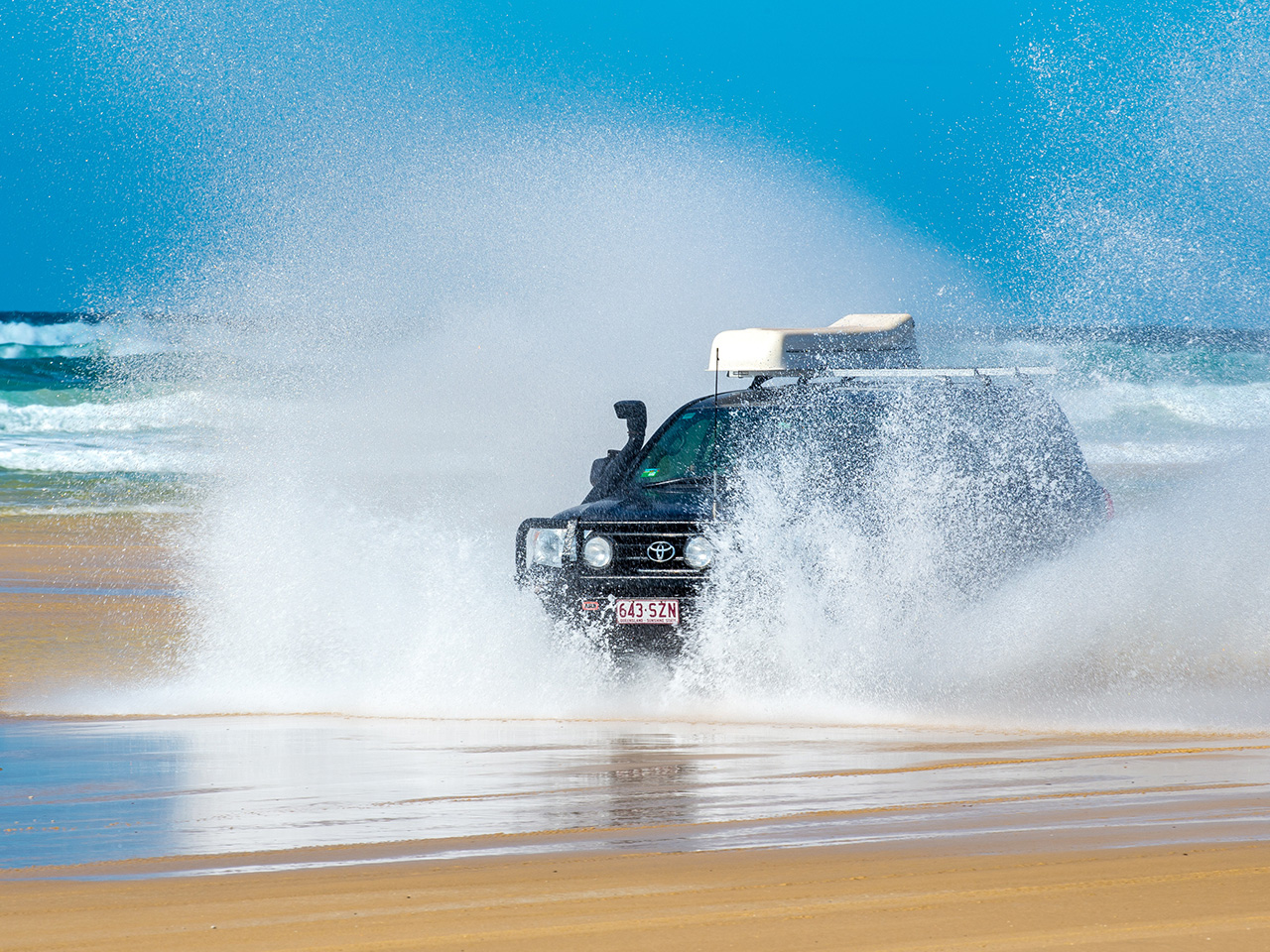 Experience the Best of Fraser Island