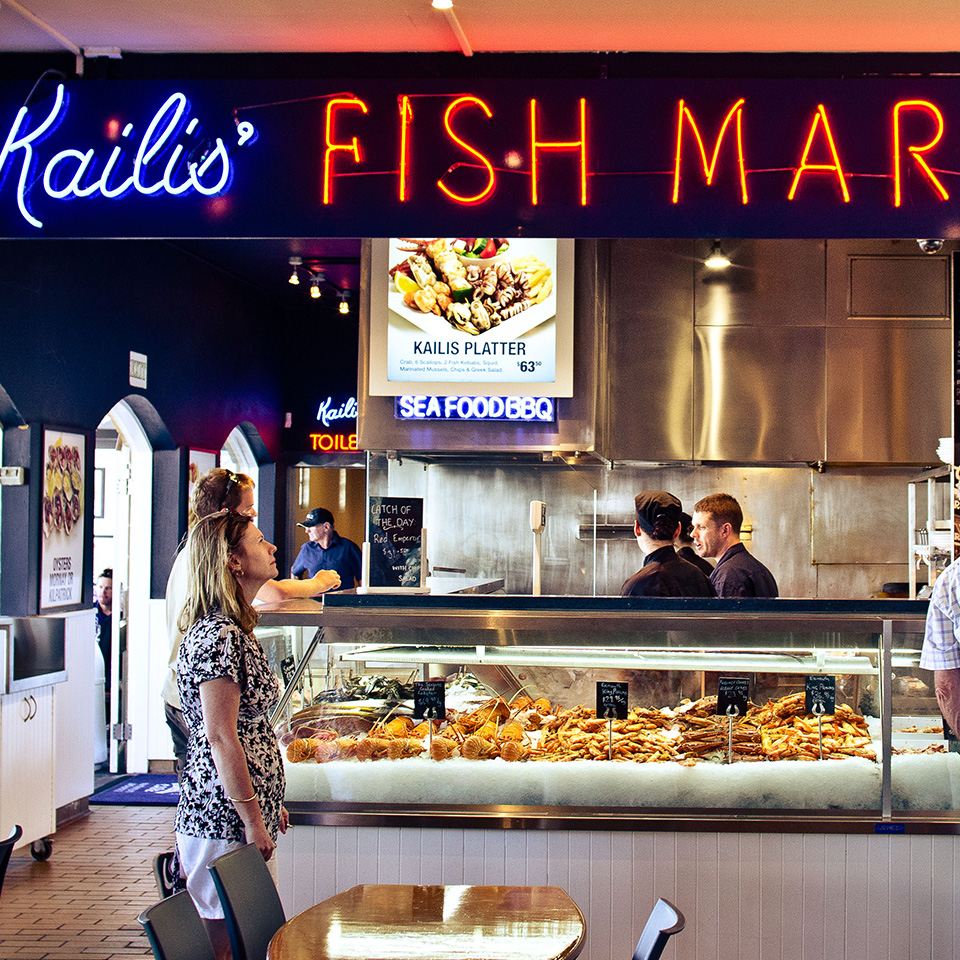 48 hours in perth and fremantle for Fish market hours