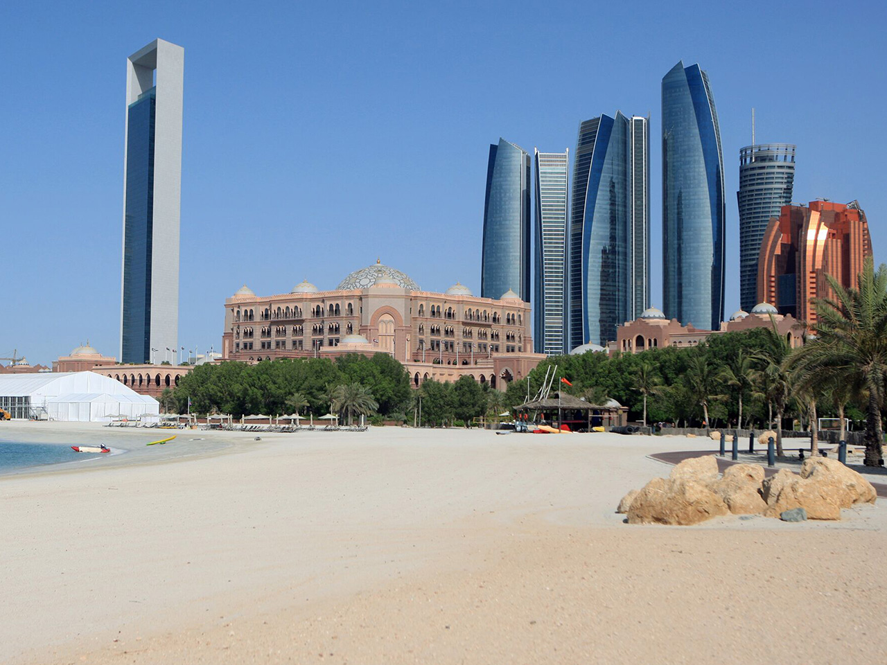 5 top things to do in Abu Dhabi