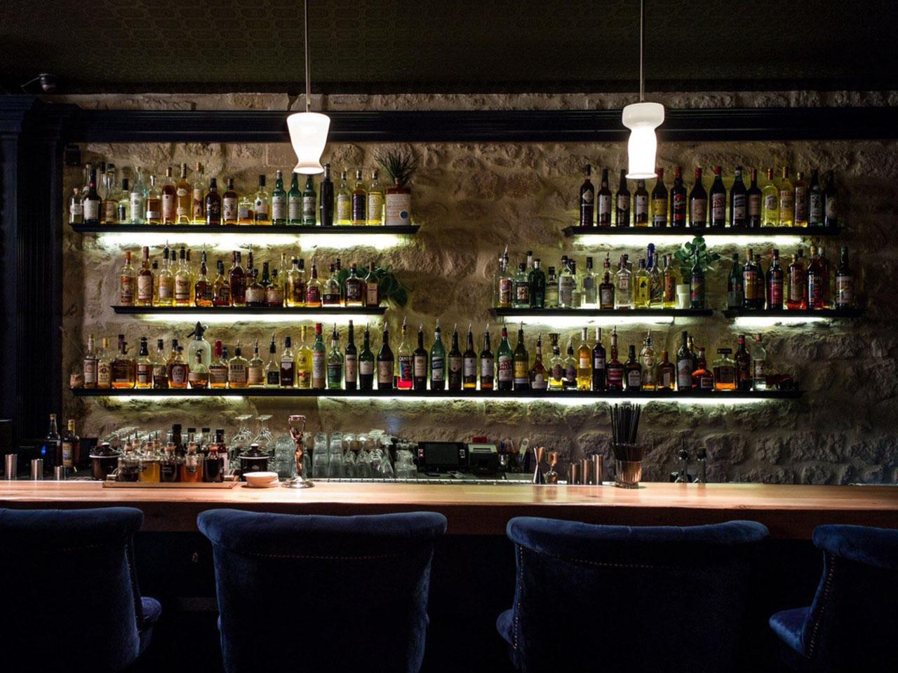 Listopedia: Speakeasy bars around the world