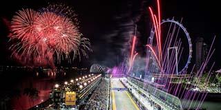 Perfect 10: Creating the 10th Formula 1 Singapore Grand Prix