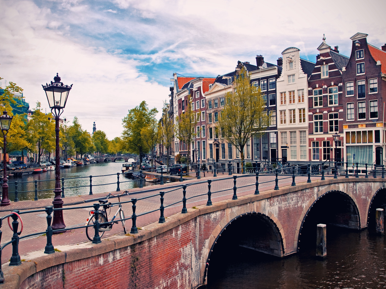 Guide to Amsterdam Street Food