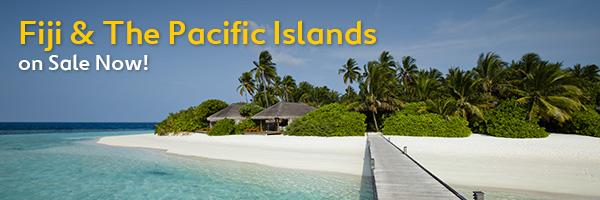 Expedia Fiji & The Pacific Islands sale