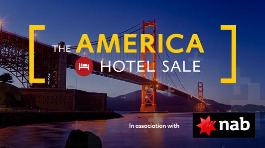 Huge saving the America hotel sale at Expedia.com.au