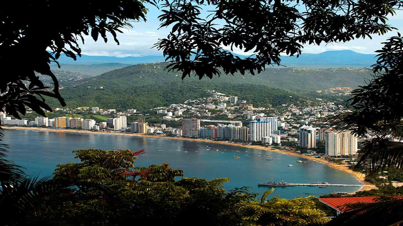 Vol acapulco billet d 39 avion pas cher avec for Le marde hotel