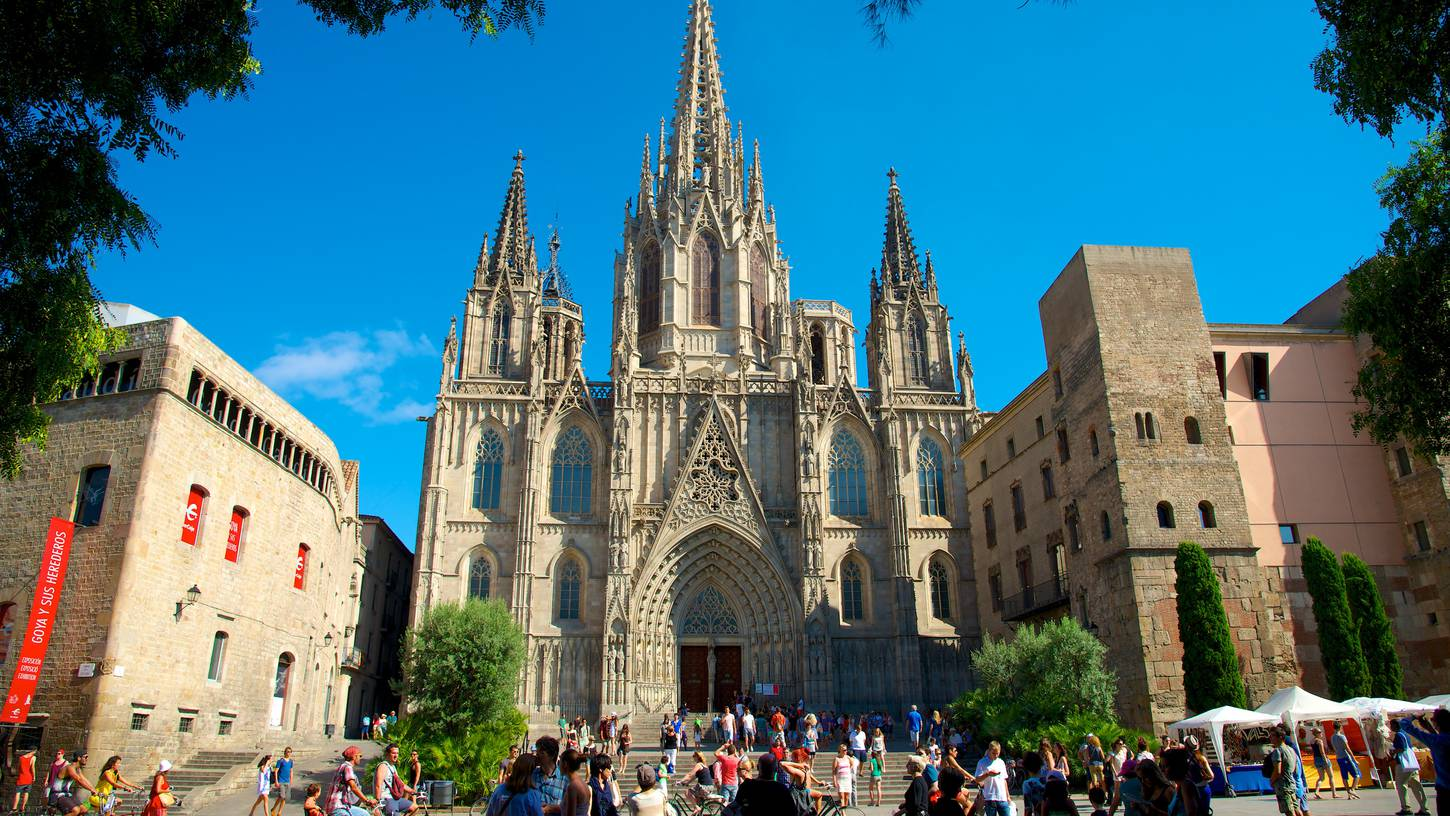 Voli low cost barcellona offerte voli barcellona expedia for Offerte barcellona